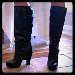 Jessica Simpson Gilly Boots